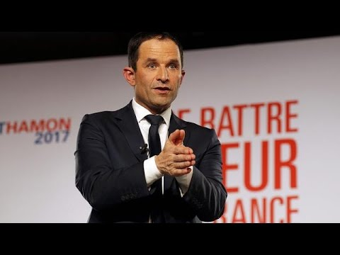 Hardline Hamon wins French Socialist presidential race