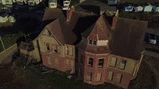 HAUNTED HOUSE WESTWARD HO !