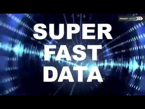 Terabit Trader Optical Data Transmission Trading Software