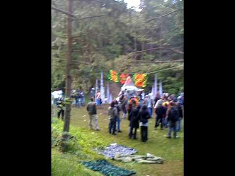 swiss party in montyne 06.2009