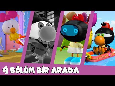 Limon Ile Zeytin - En Komik 4 Türkçe Bölüm Bir Arada | Çizgi Film