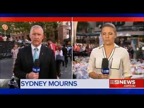 Nine News Sydney: Sydney Siege (16/12/2014)