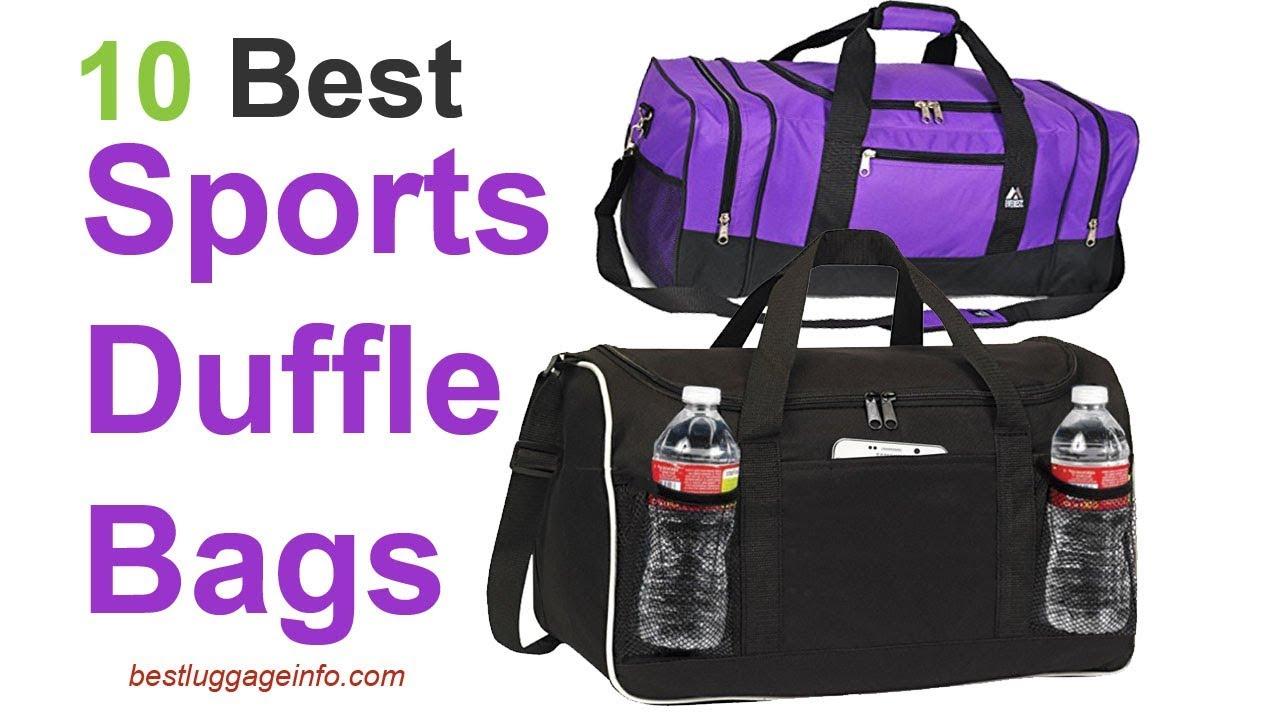 Best Sports Duffle Bags  6b4d8b9d73a08