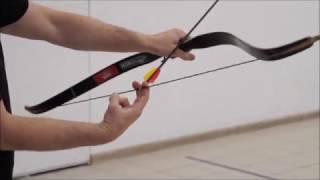 Способы стрельбы из традиционного лука без полочки. Клуб Варяг