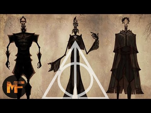 The Deathly Hallows Explained: Creation to Ultimate Fate (+Why Harry Didn't Die In the Forest)