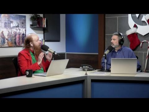 Jimmy Akin: Open Forum - Catholic Answers Live - 12/20/18