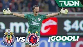 ¡Toño Rodríguez anota de portería a portería! | Chivas 3 - 1 Veracruz | Liga Mx - Ap 2019 J19 | TUDN
