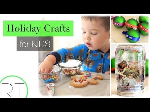 Holiday DIY Crafts For Kids
