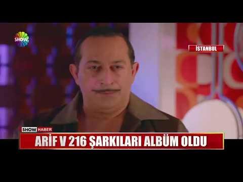 Arif V 216 şarkıları albüm oldu