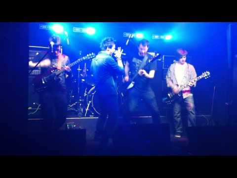 The Detours Free - Live at The Moorings 18.05.12 [HD]