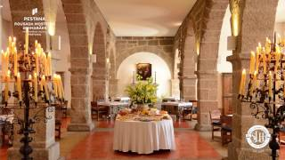 Pousada Mosteiro de Guimarães, Portugal | Small Luxury Hotels of the World