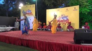 Tari Merak. Jaipur Nite 27072013, Rajasthan, India