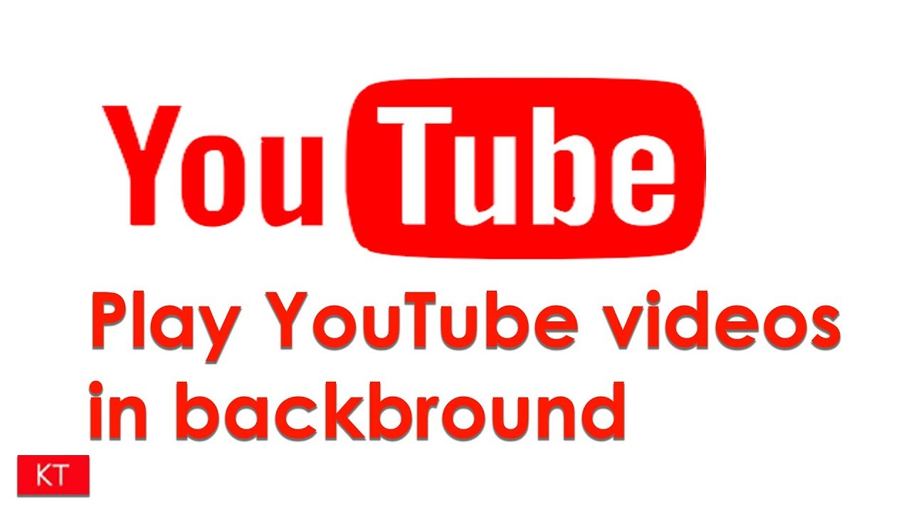 How To Play Youtube Videos In Background In Iphone Ios Youtube