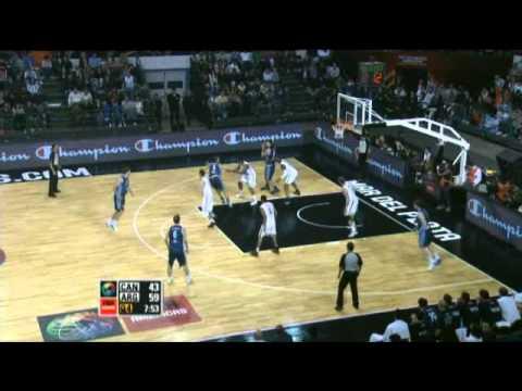 Argentina Vs. Canada / 2011 FIBA Americas Championship Round 2