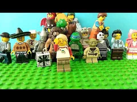 У канала Land Of Bricks 200 подписчиков ! И конкурс!