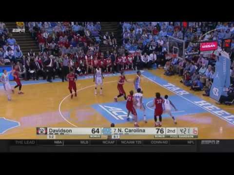 Dusan Kovacevic 2016-17 Highlights - Davidson College