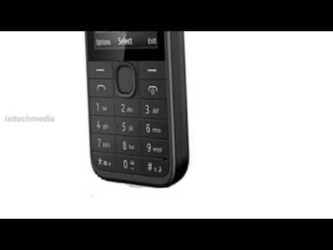 Nokia 207 - new physical T-9 keypad phone from Nokia1091