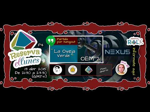 Rel P6: La Oveja Verde (Nexus Campaña)