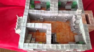 Майнкрафт из бумаги: ДВИЖУЩИЙСЯ Стив - YouTube