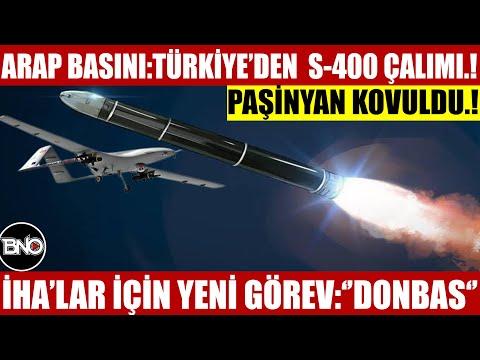 Arap Basını:Türkler Öyle Birşey Test Etti ki..Karadeniz Ve Akdeniz'de Ezber Bozacak...