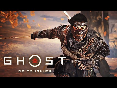 """Ghost Of Tsushima - Official Cinematic Reveal """"The Ghost""""   The Game Awards 2019"""