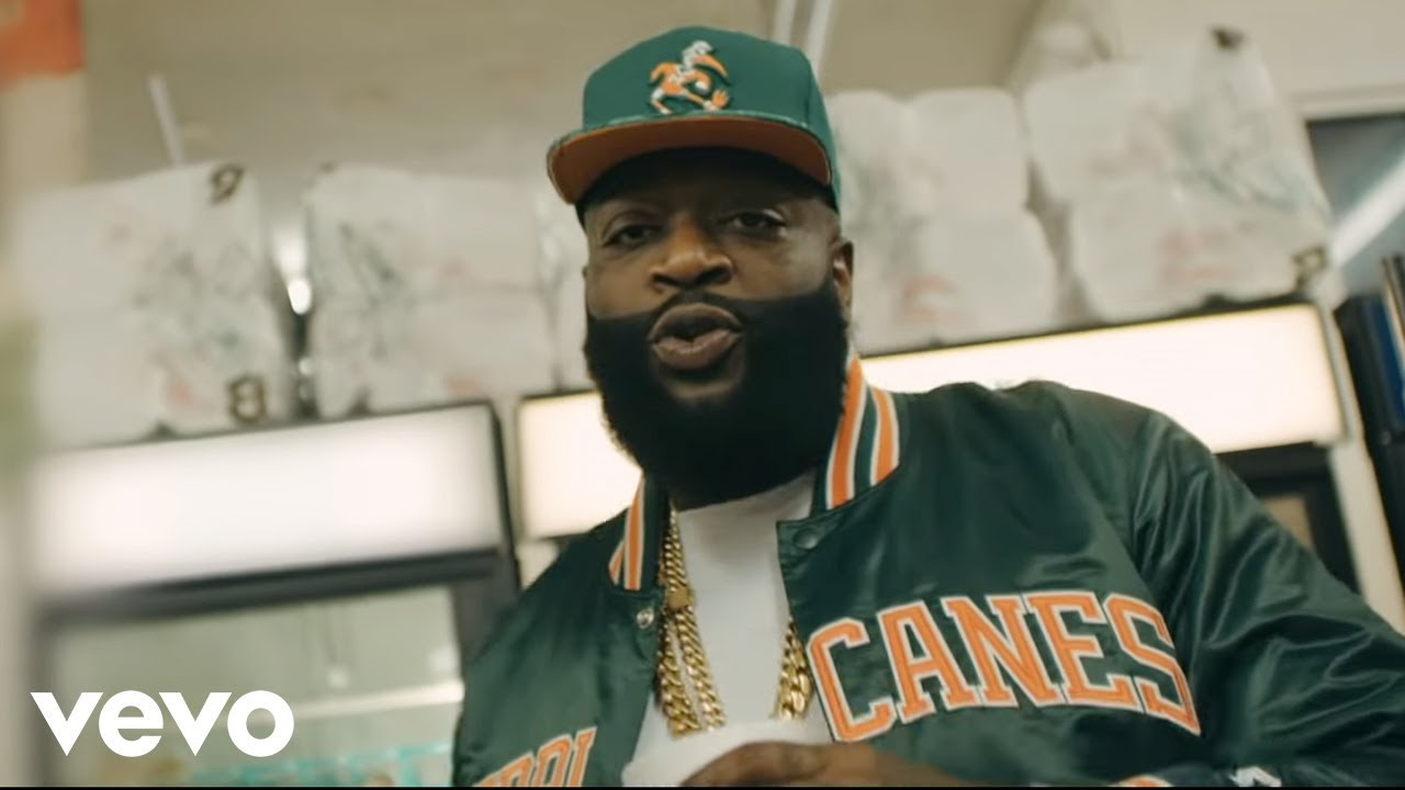Rick Ross - Florida Boy ft. T-Pain, Kodak Black