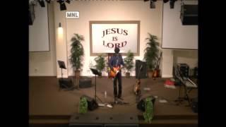 Christian Revival Centre - Rev.Dr.Sampath Raja with Isaac Joe on March 16th Sermon