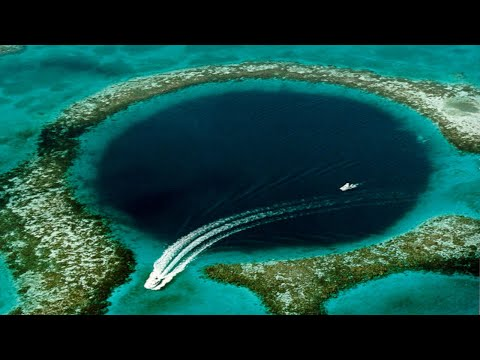 What's Inside The Great Blue Hole?