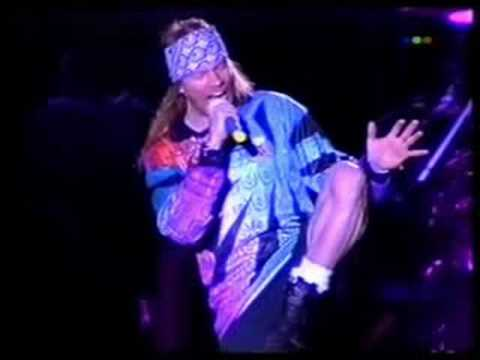Guns N' Roses – Sweet Child o Mine (Use Your Illusion Tour)