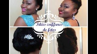 2 Idées de coiffures sophistiquées pour les fêtes | Cheveux crépus thumbnail