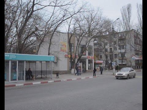 На феодосийских остановка не нашли расписаний движения автобусов