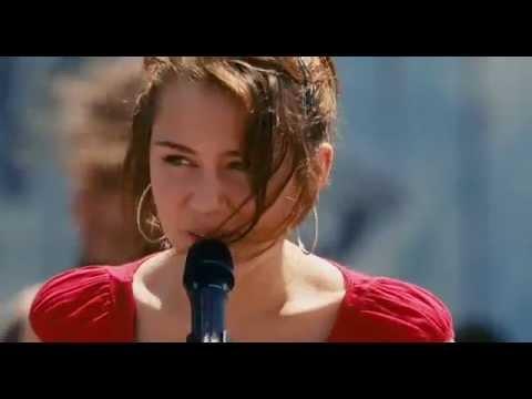 Hannah Montana Miley musik video - The Climb.flv