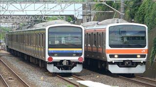 209系マリC609編成 伊豆急行へ譲渡(甲種輸送)