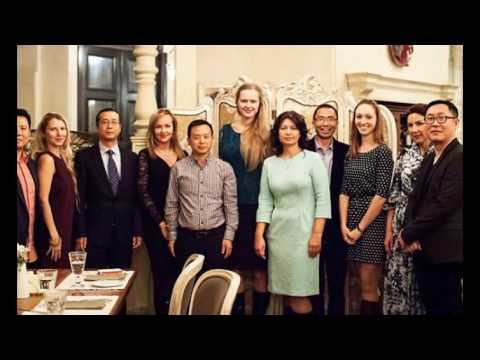 Rich Chinese businessmen pay thousands of pounds to go on 'wife tours' of Siberia from YouTube · Duration:  41 seconds