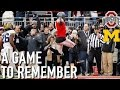 A Game to Remember: Ohio State vs. Michigan