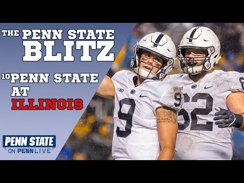 The Penn State Blitz: Recapping Illinois and looking ahead to how the Lions can beat Ohio State