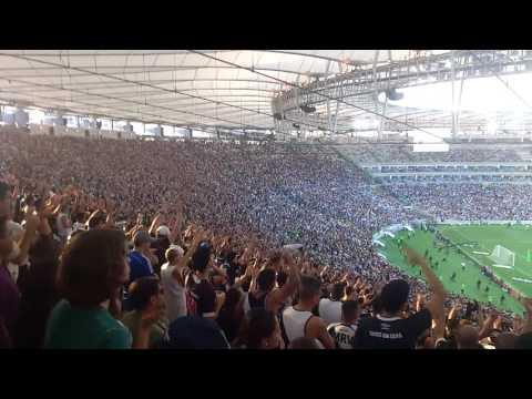 VASCO X Ceará - série B 2016. Momento do primeiro gol torcida