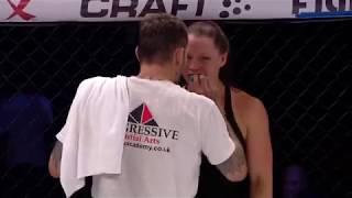 Danish MMA Night: Pannie Kianzad vs. Kerry Hughes