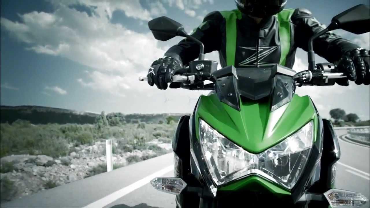 2013 Kawasaki Z800 Official Video Youtube
