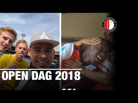 Matthy & Koen in de Feyenoord-helikopter!