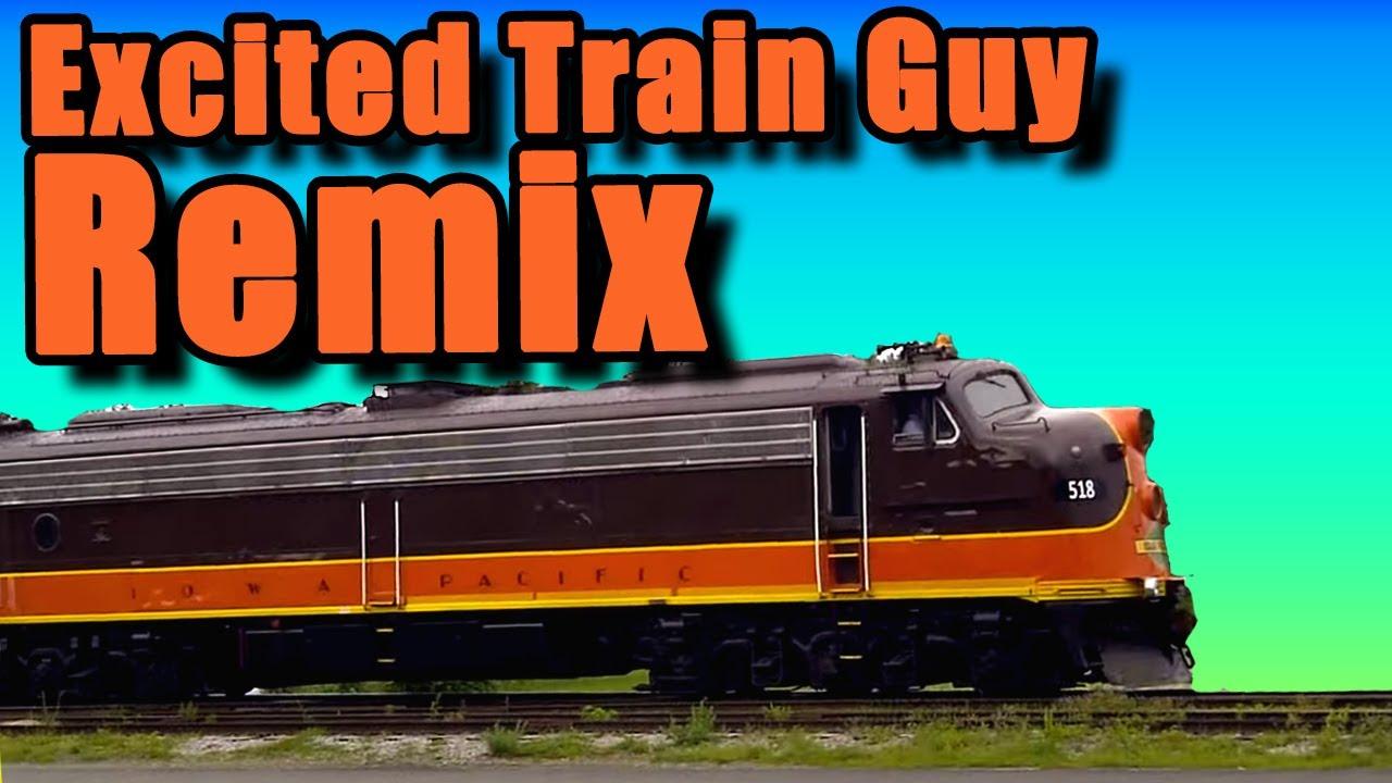 Train orgasm