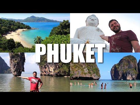 Happy Traveller in Phuket | Thailand | Full