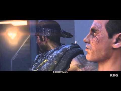 Aliens: Colonial Marines - All Cutscenes | Movie [HD]