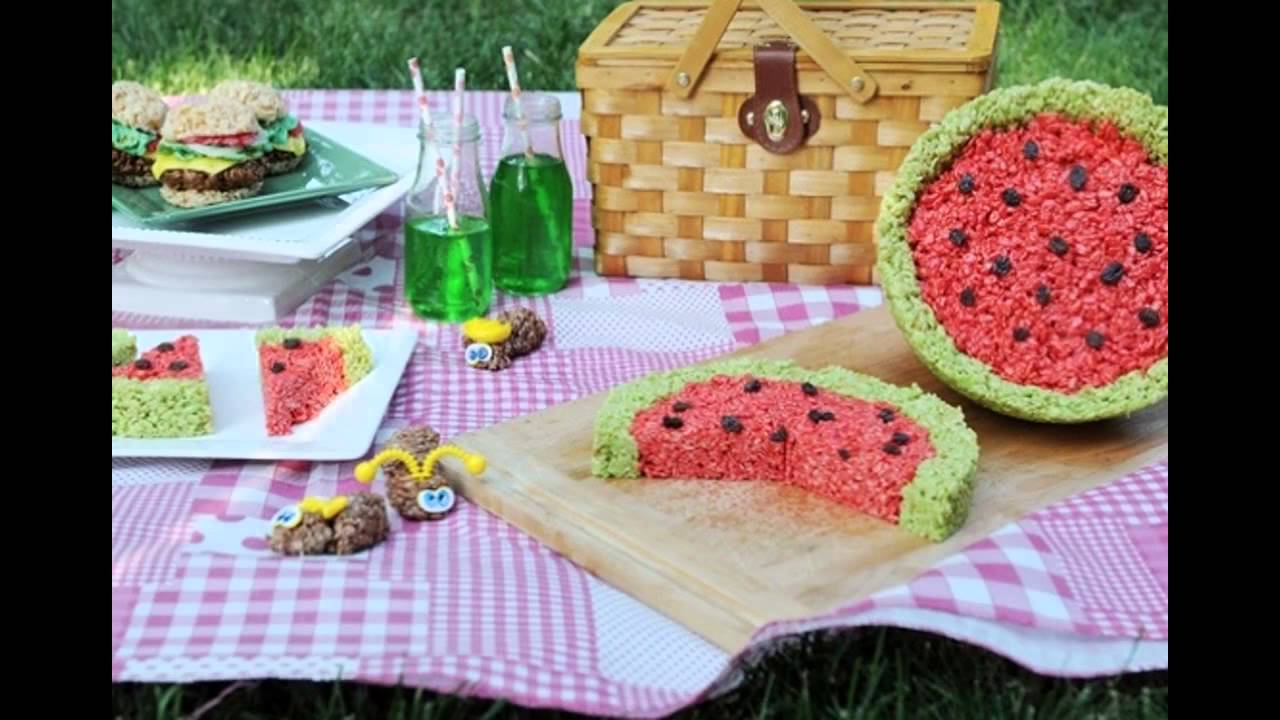 Creative picnic food ideas for kids youtube forumfinder Images