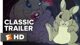 Watership Down (1978) Official Trailer - John Hurt Movie