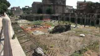 ITALIA/Roma 25:Foro Romano/ローマ:フォロ・ロマーノ