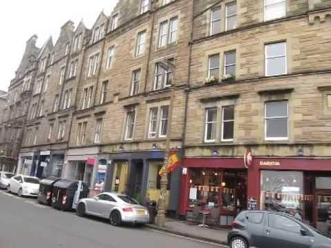Jeffrey Street, Edinburgh, Scotland - Edimburgo, Escócia