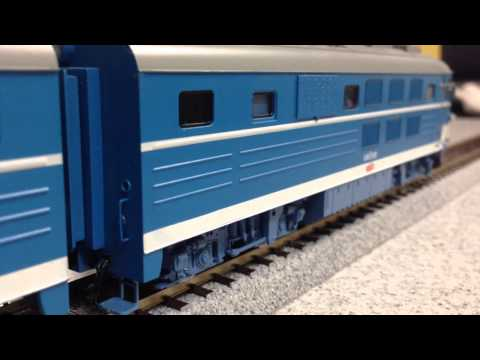 Bj diesel locomotive DCC sound