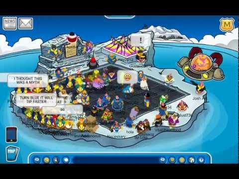 Alexm03 I Club Penguin Rewritten I Tipping the Iceberg