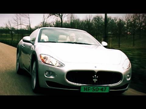 Testdrive: Maserati GranCabrio